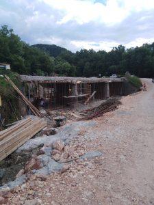Rehabilitacija konstrukcije mosta u Kosjeriću (Partizanski most)